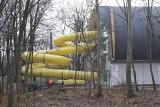 Katowice: budowa basenu w Szopienicach powoli finiszuje ZDJĘCIA