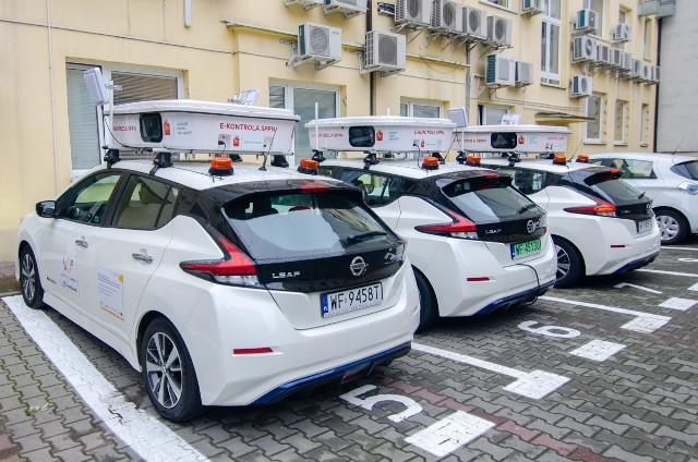 System e-kontroli funkcjonuje w Warszawie od początku 2020 r.