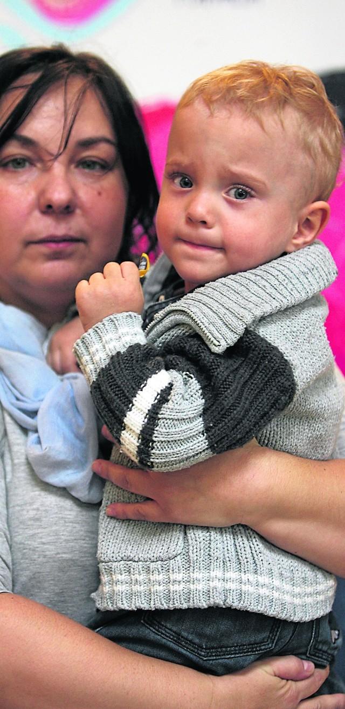 Janek urodził się w 25. tygodniu ciąży. Jego życie, podobnie jak życie jego mamy, było zagrożone. Dziś jest radosnym chłopcem