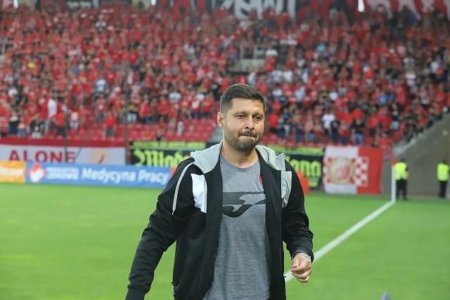 Marcin Kaczmarek wie, że drużyna musi awansować do I ligi