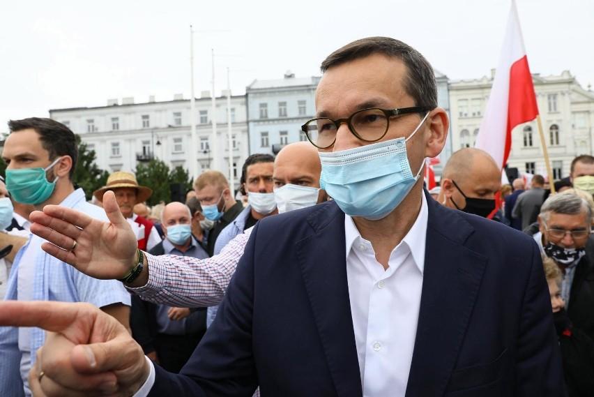 Koronawirus: Premier Mateusz Morawiecki nie wyklucza powrotu...