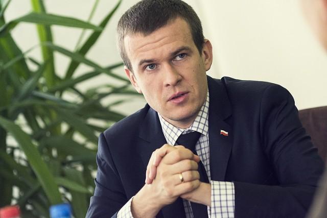 Witold Bańka: Chcę coś zmienić w sporcie, nie interesuje mnie tylko przecinanie wstęgi