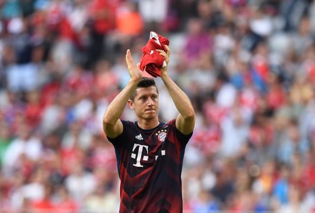 Robert Lewandowski w przedsezonowych meczach strzelił tylko jednego gola