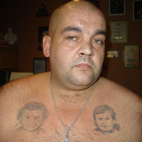 Siedemnaście Tatuaży Tomasza Sikorskiego Echo Dnia Radomskie