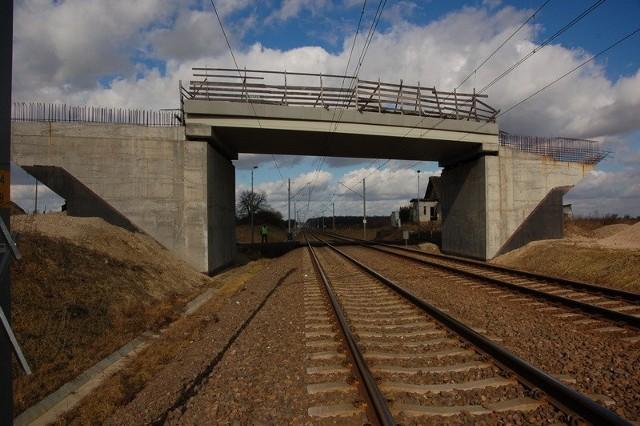 Borów - tu będzie wiadukt zamiast przejazdu