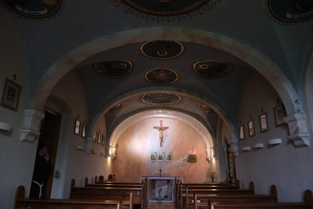 Nasz fotoreporter miał okazję przejść się korytarzami klasztoru i zobaczyć klasztorne kaplice - Ducha Świętego i św. Bonawentury. Zobacz kolejne zdjęcia/plansze. Przesuwaj zdjęcia w prawo - naciśnij strzałkę lub przycisk NASTĘPNE