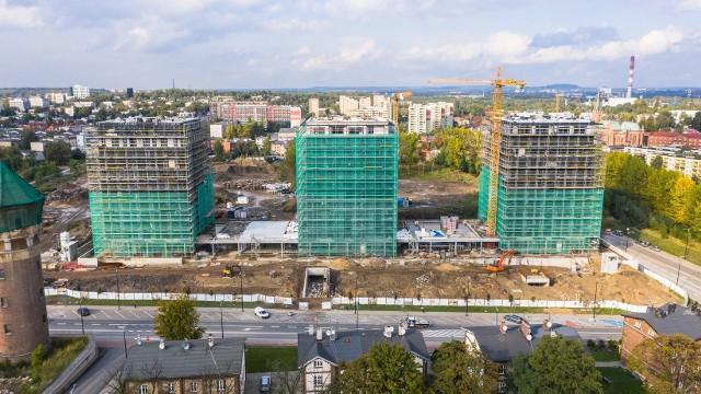 Pierwsza Dzielnica w Katowicach