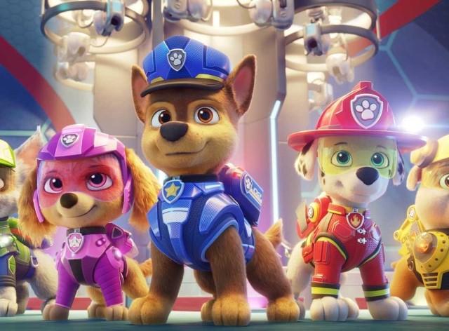 Psi patrol. Film