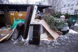 Opróżnione pojemniki na odpady? Tylko na zdjęciach pracowników