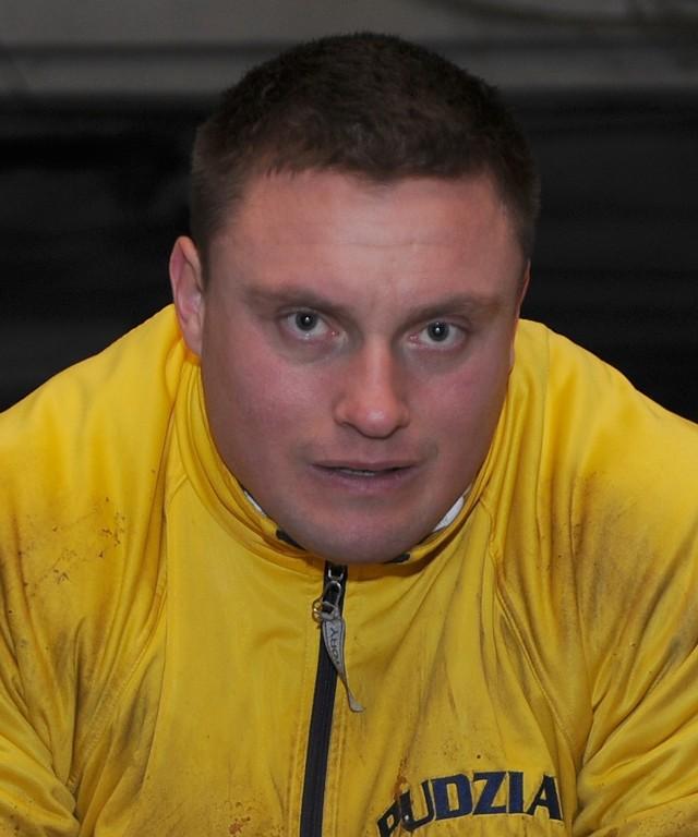 Krzysztof Radzikowski jest mistrzem świata strongmanów.