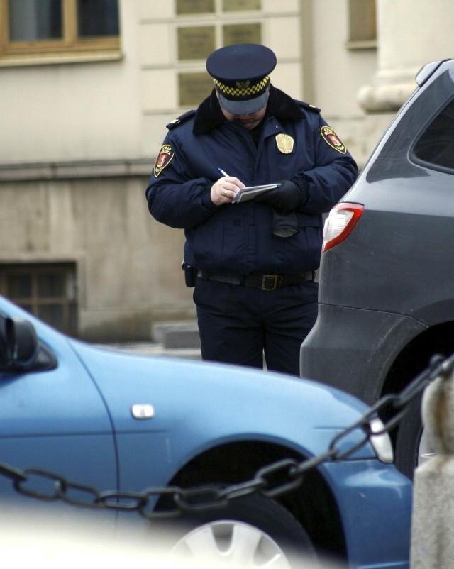 W lubelskiej Straży Miejskiej pracuje 140 osób, z czego 121 to funkcjonariusze mundurowi.