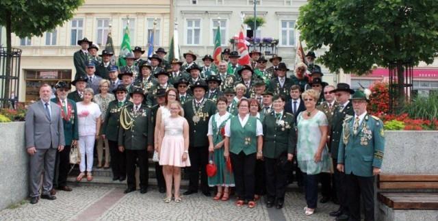 W 2018 roku Kurkowe Bractwo Strzeleckie w Czarnkowie obchodziło jubileusz XX-lecia reaktywacji