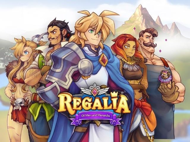 Regalia: Of Men and MonarchsRegalia: Of Men and Monarchs