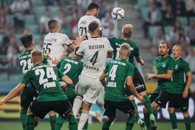 Rafalel Lopes strzelił gola w doliczonym czasie gry po rzucie rożnym.