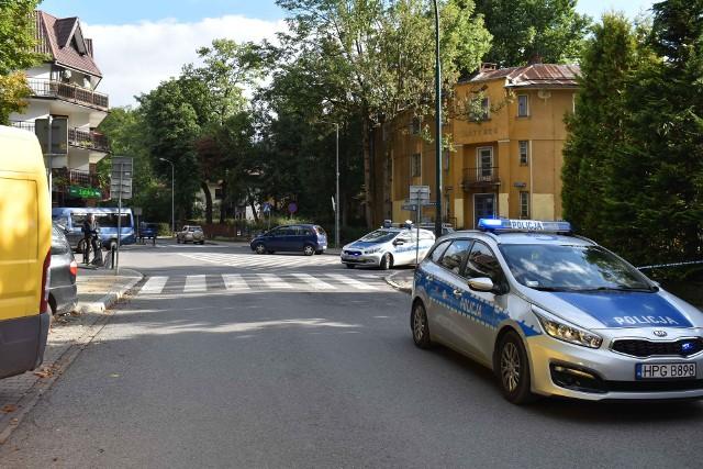 Do ataku doszło na przejściu dla pieszych