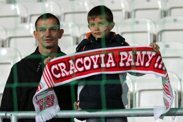 9.10.2010, Cracovia - TSV 1860 Monachium