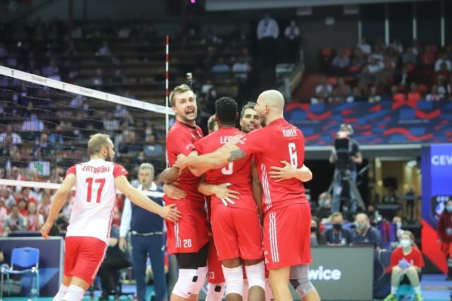 Polska - Słowenia na Mistrzostwach Europy w Katowicach