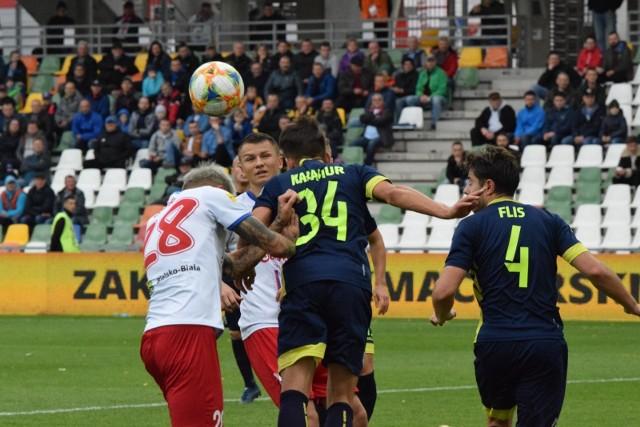 Sandecja pokonała u siebie grające w rezerwowym składzie Podbeskidzie
