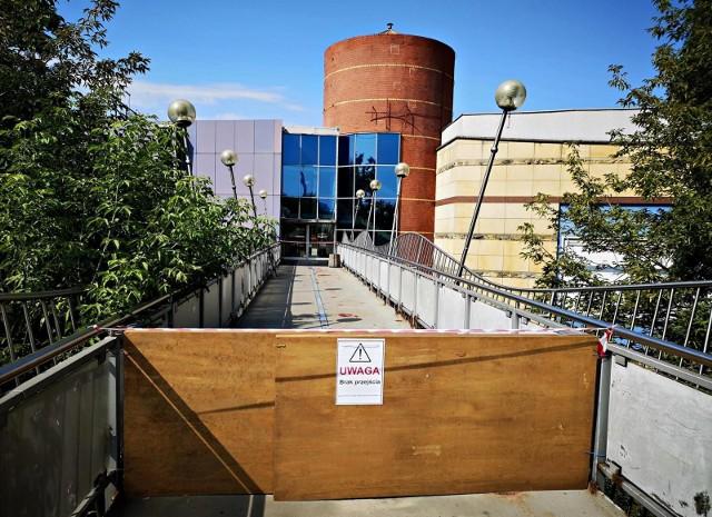 Galeria Plaza została zamknięta. Obecny właściciel Peakside Capital Advisors jest w trakcie sprzedaży tego centrum handlowego.