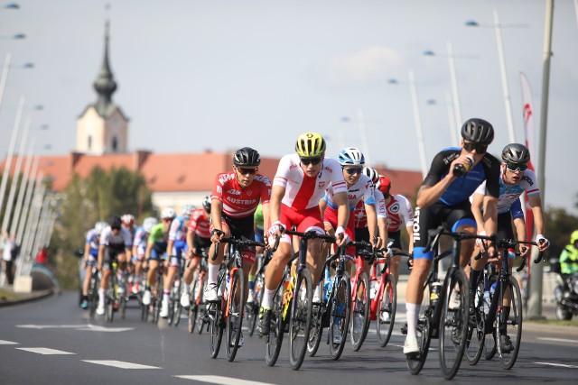 Orlen Wyścig Narodów i Orlen Lang Team Race w Białymstoku. Utrudnienia w ruchu podczas wyścigów kolarskich