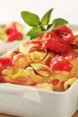 Makaronowa zapiekanka - szybki i smaczny obiad