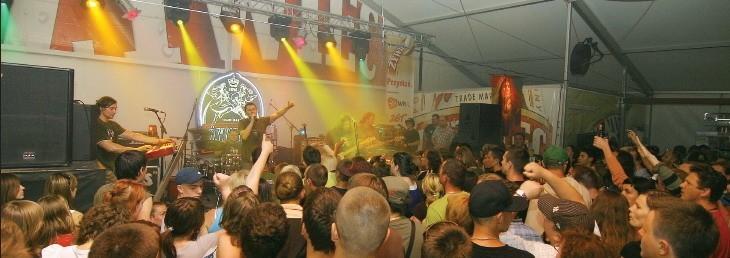 Takich imprez, jak koncert w plażowej Przystani Żywiec, już nie będzie.