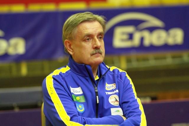 Zbigniew Nęcek mógł być zadowolony z dwóch zwycięstw odniesionych przez jego drużynę