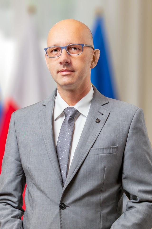 Michał Rupik - kandydat na urząd burmistrza Mikołowa