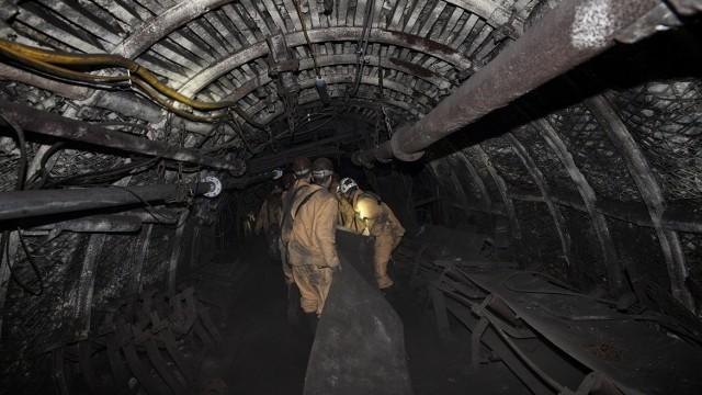 Pożar w kopalni Bielszowice wybuchł na głębokości 1000 m