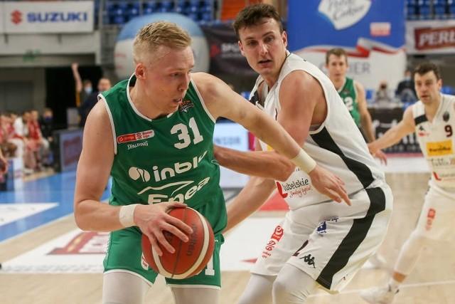 Koszykarze Enei Zastalu BC Zielona Góra wygrali w Lublinie.