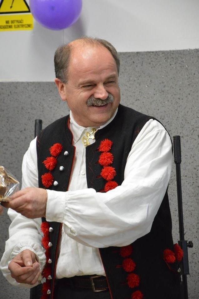 Piotr Tyrlik, wójt gminy Węgierska Górka.