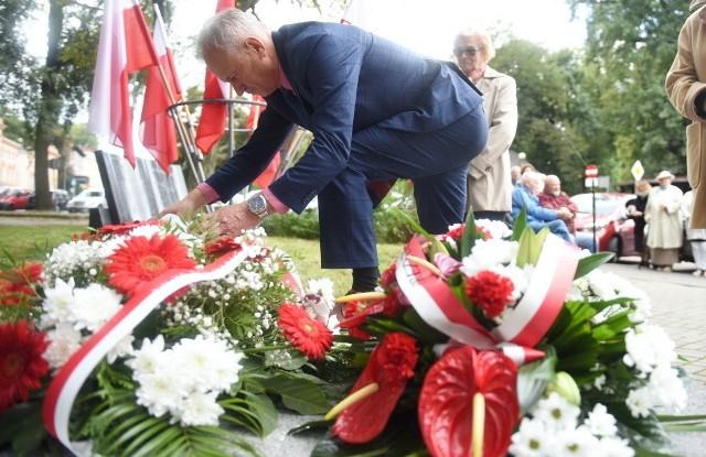 Choć Dzień Sybiraka obchodzony jest 17 września, to w Zielonej Górze uroczyście obchodzono go w niedzielę