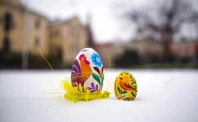życzenia Wielkanocne Krótkie Sms Wierszyki życzenia Na