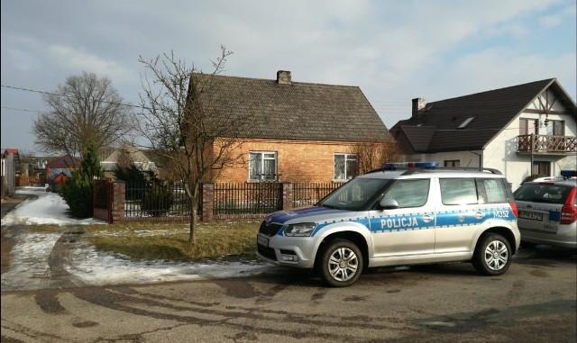 Czyże. Zabójstwo sąsiadki. Kobieta zginęła od ran zadanych nożem. Policja zatrzymała 72-latka