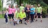 Po ponad 7 miesiącach przerwy, w Światowy Dzień Biegania, spotkali się stargardzcy biegacze z grupy Stargard. Ja się nie ścigam. ZDJĘCIA