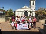 Pielgrzymi z regionu hucznie powitani w Panamie [wideo]