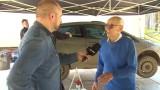 Sobiesław Zasada. 91-letni mistrz wraca za kierownicę samochodu rajdowego (video)