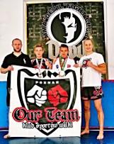 Our Team łączy siły z MMA Devil