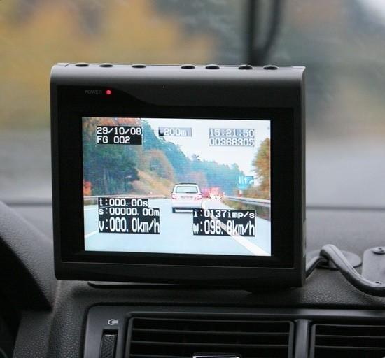 Na drogach są wszystkie fordy mondeo z wideoradarami na pokładach należące do lubuskiej policji.
