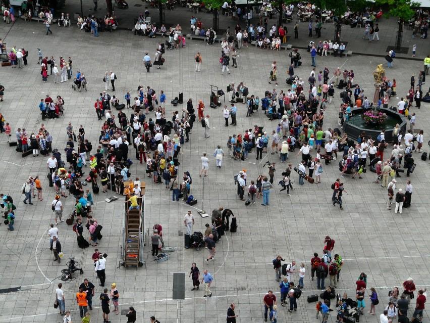 Narodowy Spis Powszechny 2021. W różnych częściach regionu powstają mobilne punkty spisowe. Kolejny - w Grodzisku i Białymstoku
