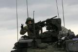 Amerykańscy żołnierze przejechali w wozach bojowych przez Wrocław i Dolny Śląsk (ZDJĘCIA I FILM)