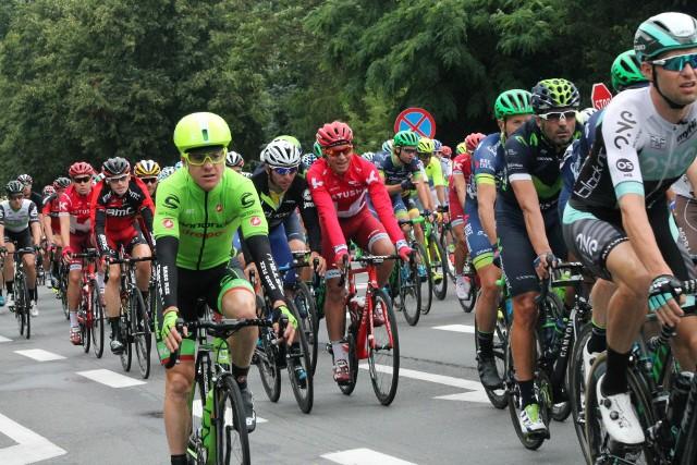 Tour de Pologne 2017 zagości w Zawierciu po raz trzeci.