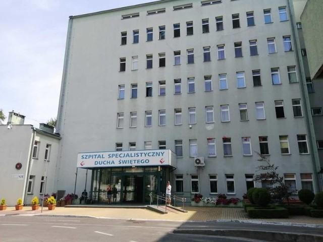 Specjalistyczny Szpital Ducha Świętego w Sandomierzu z dofinansowaniem. Grupa PBI przekazała 50 tysięcy złotych.