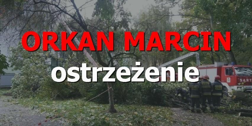 Orkan Marcin nadchodzi nad Polskę. Wichura też w Poznaniu i Wielkopolsce [11-12 LISTOPADA]