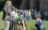 """""""Z archeologią na Ty"""" zajęcia dla dzieci w Grudziądzu [zdjęcia]"""