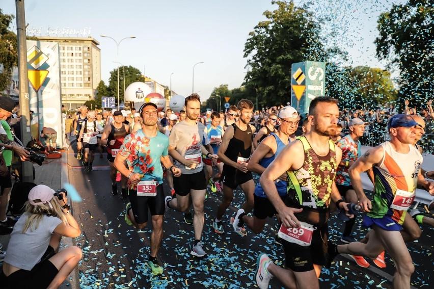Wielkie bieganie na ulicach Białegostoku 8. PKO Nocny...