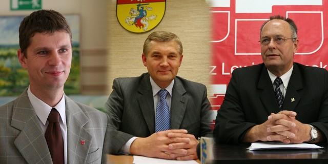to oficjalni kandydaci na prezydenta Białegostoku