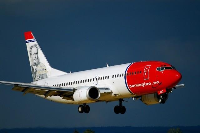 Samolotami Norwegian można polecieć ze Szczecina przez Oslo do ośmiu miast w Norwegii.