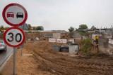 Przebudowa ul. Klepackiej. Inwestycja ciągle jest wstrzymana. Kiedy ponownie ruszą prace budowlane?