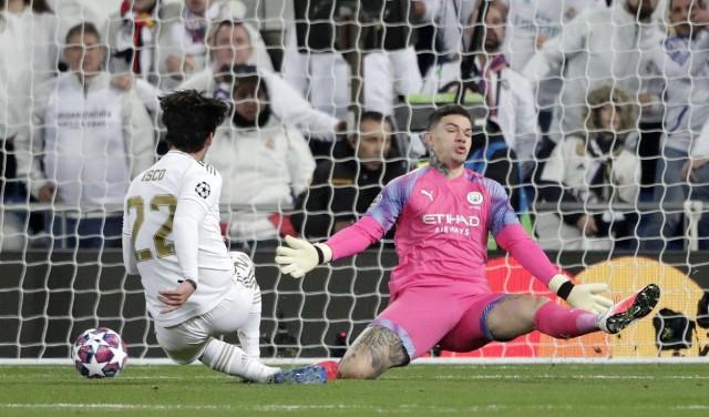 Real prowadził od 60. minuty po bramce Isco i nic nie zapowiadało katastrofy